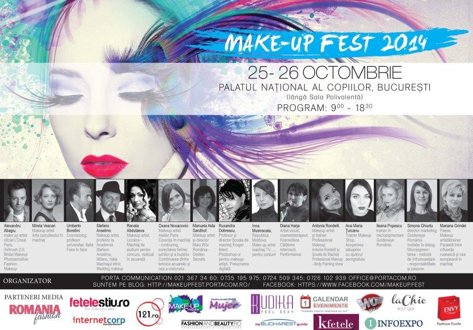 Macheta Make-up Fest