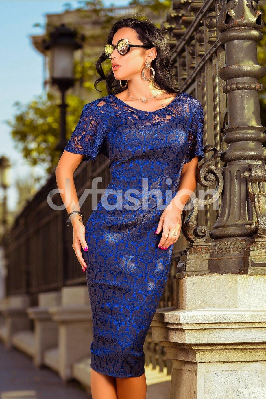 rochie-georgia-bleumarin-midi-din-jacard-24770-4