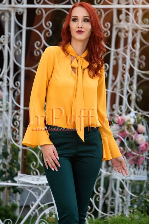 bluza-eleganta-galbena-cu-maneci-clopot-1506411313-4