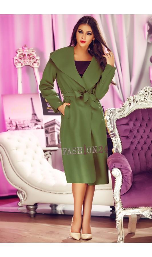 palton-elegant-shade-khaki