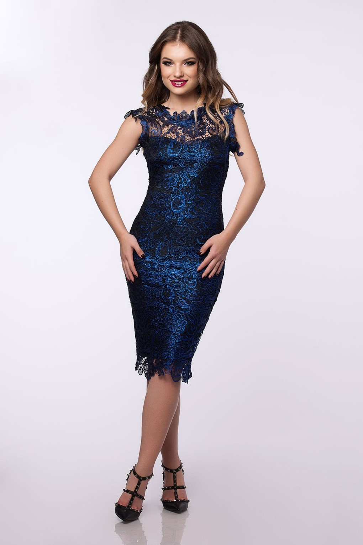 rochie-tania-albastra
