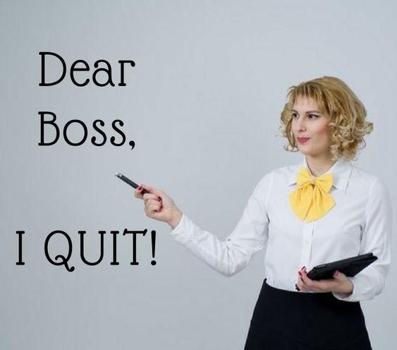 Cum iti dai seama ca trebuie sa renunti la jobulactual